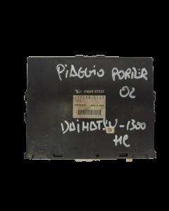 Calculateur Moduł Piaggio 89560-87532 112200-1152 Denso