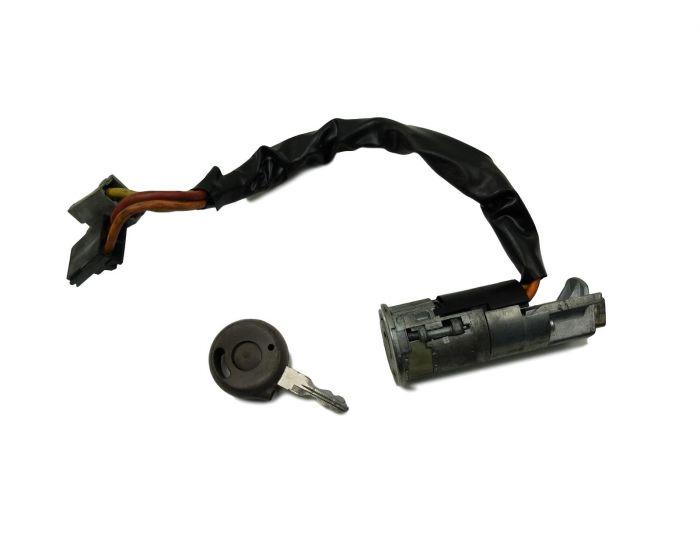 c06 /_ Serrure de contact avec clé 417924e Renault Twingo 1,2