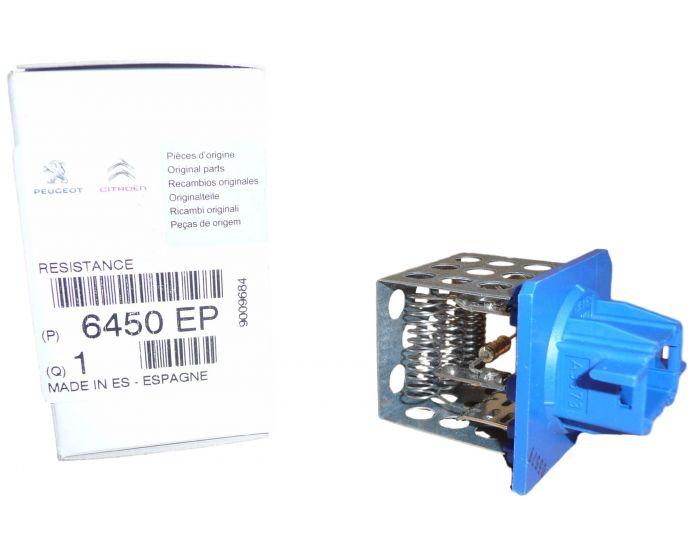 Resistance module de chauffage climatisation C5 Xsara Picasso 206 6450EP 6450.EP
